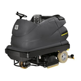 Karcher BR100/250 Scrubber Dryer - Ride-on